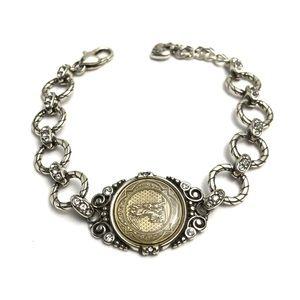 """Brighton """"blessed day"""" bracelet"""